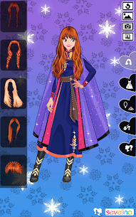 Icy or Fire dress up game – Frozen Land 4
