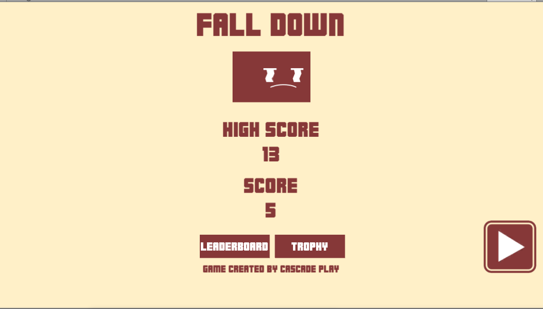 Jump Jump And Fall- screenshot