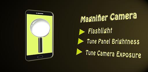 Приложения в Google Play– Лупа + камера [ Magnifier Camera ]
