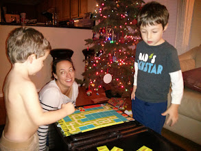 Photo: Race To The Treasure (at Christmastime)