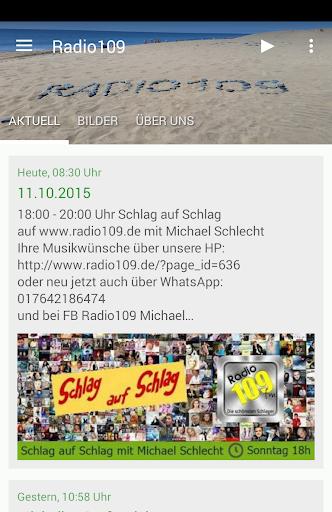 Radio109 - Schlagerradio