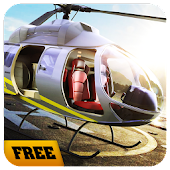 Helicopter Rescue : Flight Mission Simulator Game