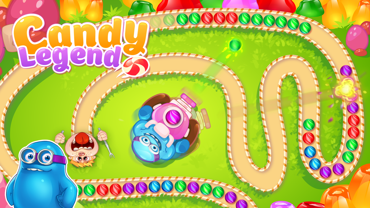 Candy Legend- screenshot