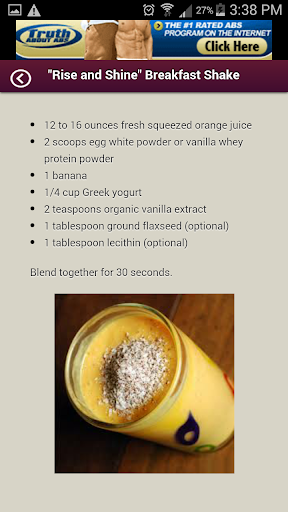 Protein Shake Recipes for PC