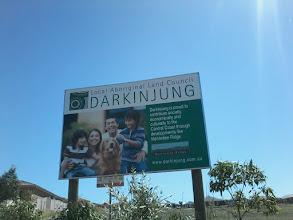 Photo: Darkinjung Aboriginal Housing, in Blue Haven.