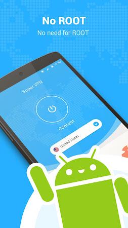 Super VPN-Free,Fast,Unlimited 1.1.0 screenshot 2056735