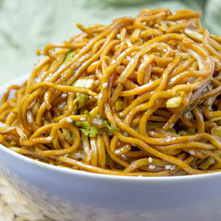 Chinese Bean Sprouts Noodle Recipes.