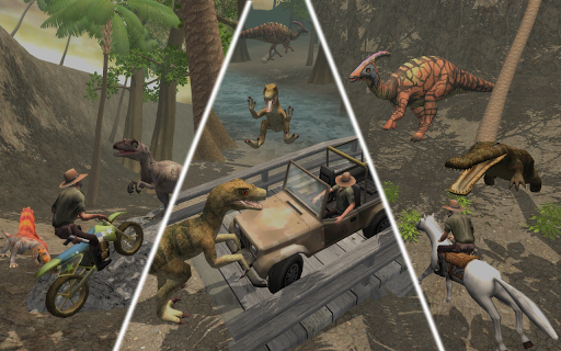 Dinosaur Safari: Online Evolution filehippodl screenshot 15