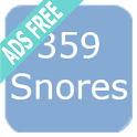 Very easy snore detection-Ad Free-Tell your friend icon