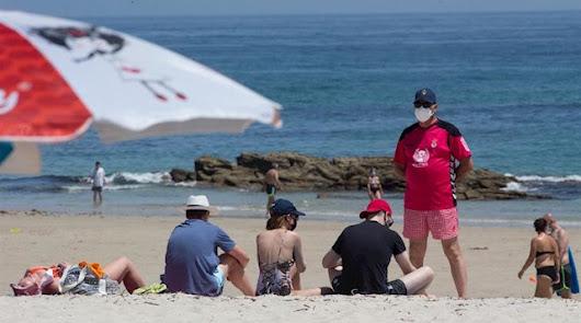 Mascarilla obligatoria en Andalucía: 100 euros de multa y también en la playa