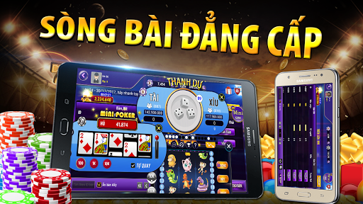 Game bai doi thuong, danh bai,lieng,xi to,mau binh 1.2 screenshots 1