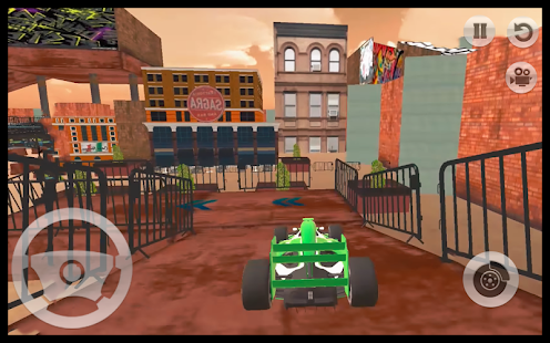 Formula 1 : Racing Car Parking Simulator Game 3D - náhled