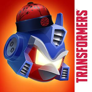 Angry Birds Transformers v1.11.3 [MOD] APK