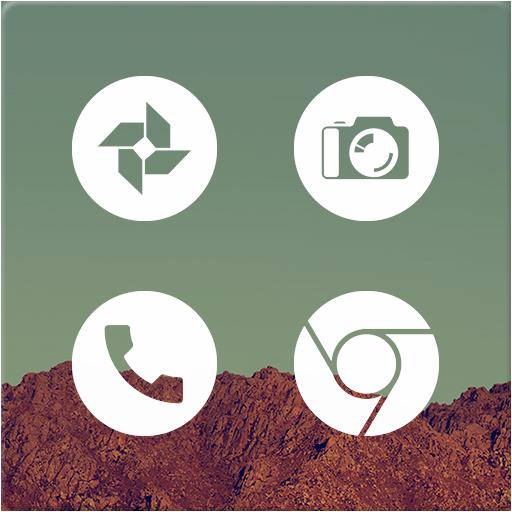 Light Void FREE - Flat Icons