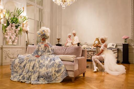Crillon Marie-Antoinette