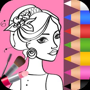 Fashion Coloring Book Mod Apk