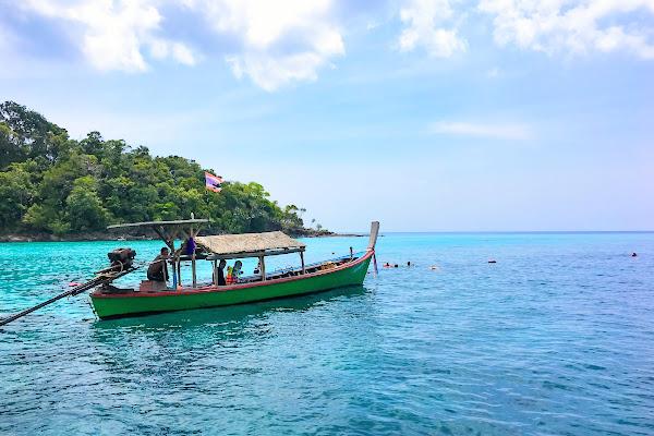 Snorkel at Ao Chong Khat