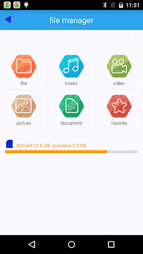 JD Free File Manager