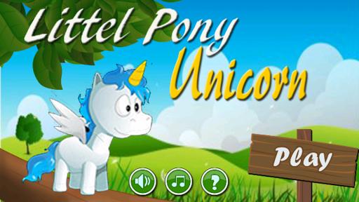 Littel Pony Unicorn