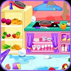 Nettoie Cuisine de Restaurant icon