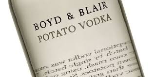 Logo for Boyd & Blair Potato Vodka