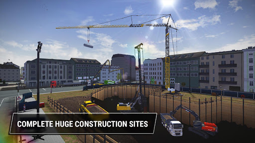 Construction Simulator 3 Lite screenshot 14