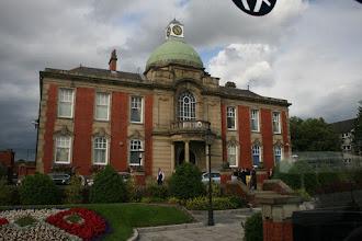 Photo: Chadderton Town Hall - venue for wedding ceremony