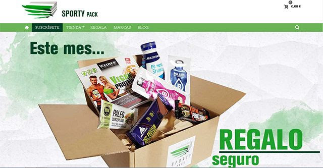 Tienda Online Sportypack