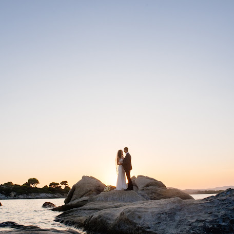 Wedding photographer panos apostolidis (panosapostolid). Photo of 15.02.2018