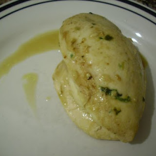 Stuffed Chicken Breasts With Honey Mustard