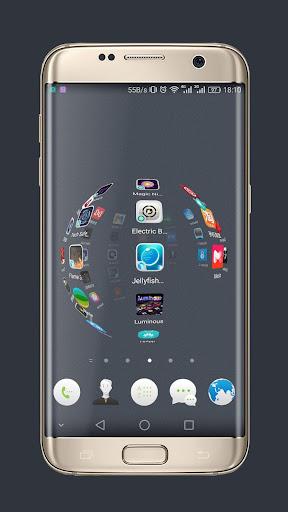 Youth Best Launcher Theme  screenshots 5