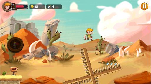 Tiny Jack: Platformer Adventures (PVP Multiplayer) 1.6.1 screenshots 8