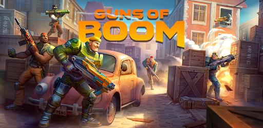 Resultado de imagen para Guns of Boom - Online PvP Action
