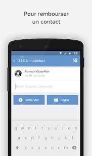 Lydia - Paiement Mobile France - screenshot thumbnail
