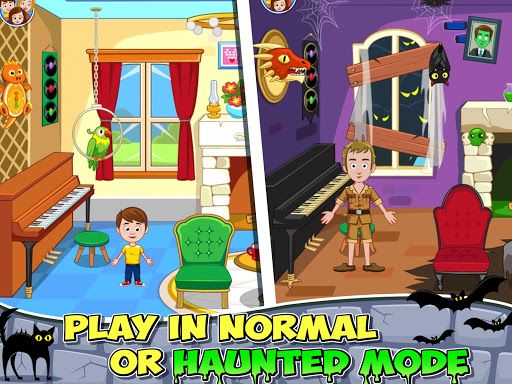 Download My Town : Haunted House MOD APK 5