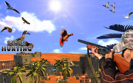 Desert Birds Sniper Shooter - Bird Hunting 2019 apktreat screenshots 2