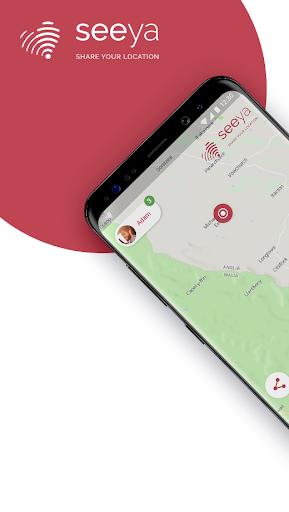 Seeya - share location! 2.5.0 screenshots 1