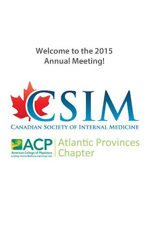 CSIM Annual Meeting