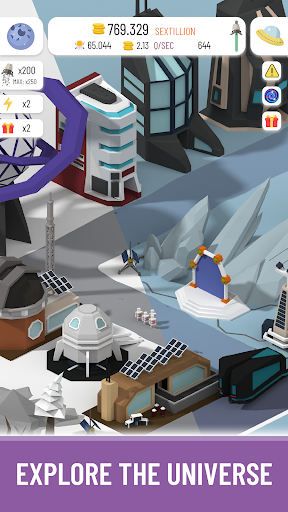 Space Colony: Idle screenshots 3