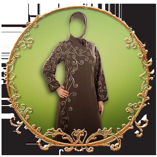 罩袍的女子时尚写真 攝影 App LOGO-硬是要APP