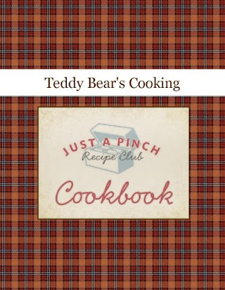 Teddy Bear's Cooking