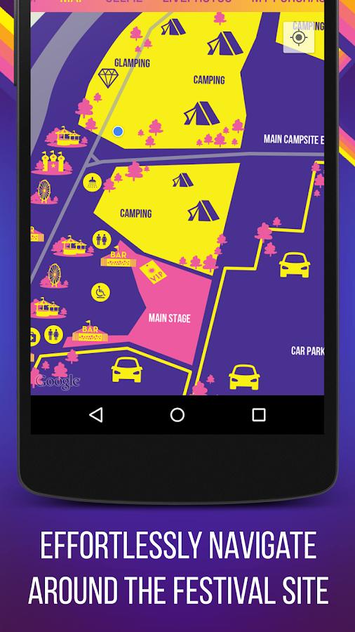 Rewind Festival- screenshot