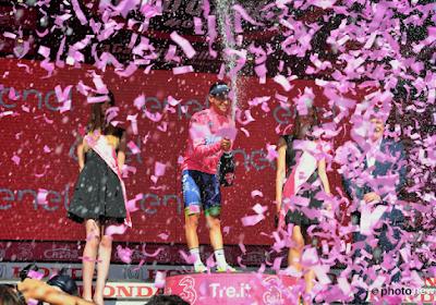 Organisatie Giro maakt bekend welke vier ploegen een wildcard krijgen voor jubileumeditie