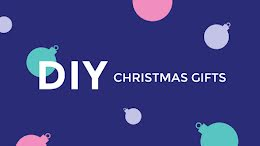 DIY Christmas Gifts - Winter Holiday item