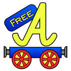 Letters Train FREE icon