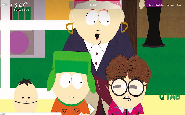 South Park Wallpapers South Park New Tab