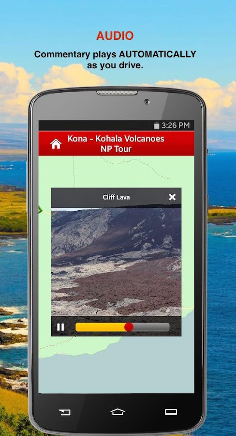 Big Island Volcanoes NP GyPSy- screenshot