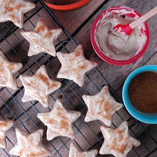 Whiskey Cinnamon Cookies.