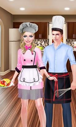 Yummy! Romantic Cooking Date- screenshot thumbnail