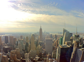Photo: Downtown from Top of the Rock (HDR)